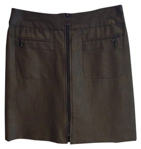 Etcetera Mini Skirt Olive