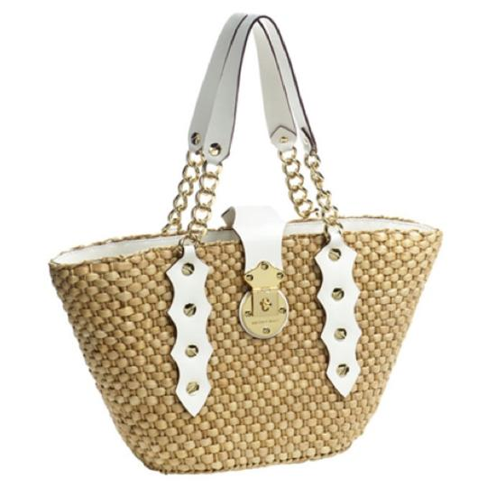 Michael Kors Tote in Luggage Image 2