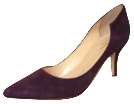 Kate Spade Suede purple Pumps