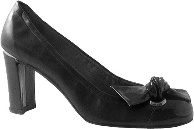 Stuart Weitzman Black Endeclipse Pumps Size US 7 Regular (M, B) Stuart Weitzman Black Endeclipse Pumps Size US 7 Regular (M, B) Image 1