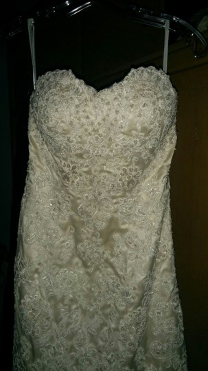 Martina Liana 500 Wedding Dress