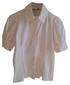 Envy Button Down Shirt Pink