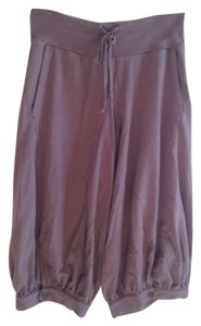 Isabel Marant Relaxed Pants Purple/Gray