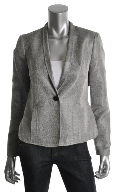 Jones New York Gray Blazer