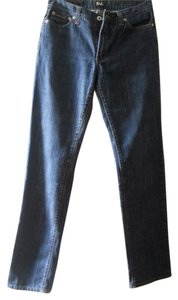 Dolce&Gabbana Straight Leg Jeans-Medium Wash