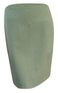 Michael Kors Neoprene Skirt Green