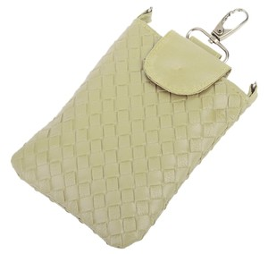 Other Wallet Tan Beige Pu Snap Closure Cross Body Bag