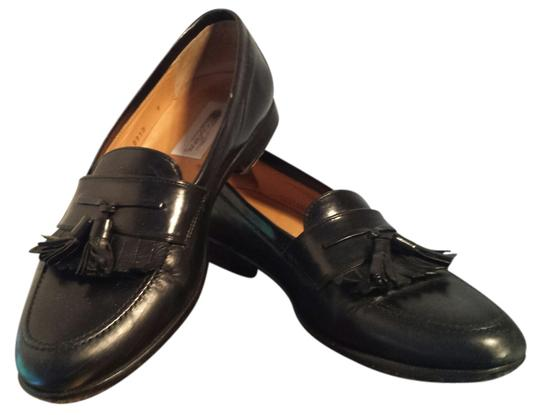 Preload https://item4.tradesy.com/images/mezlan-black-classic-european-hand-crafted-loafer-mens9-upsized-to-womens11-flats-size-us-11-regular-5143393-0-0.jpg?width=440&height=440