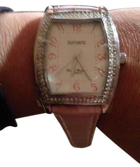 Preload https://item4.tradesy.com/images/lucien-piccard-pink-watch-514363-0-1.jpg?width=440&height=440