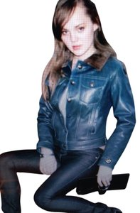 Mill Valley Sheepskin Beautiful and soft leather jacket lined in Beaver Fur