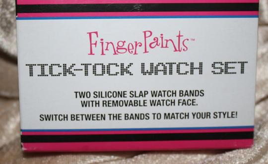FINGER PAINTS TWO BAND SLAP WATCH BY FINGER PAINTS