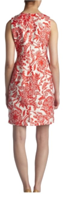 Preload https://item3.tradesy.com/images/eliza-j-tomato-knee-length-workoffice-dress-size-6-s-5144977-0-2.jpg?width=400&height=650