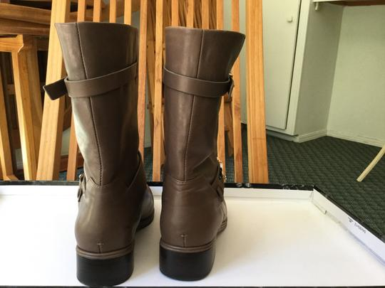 Rachel Roy Taupe Boots