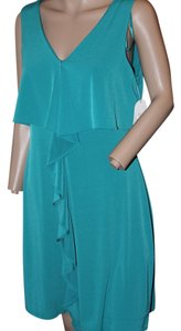 Jessica Simpson short dress GREEN on Tradesy