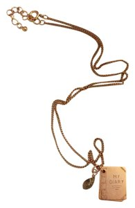 Urban Outfitters UO Dairy Necklace