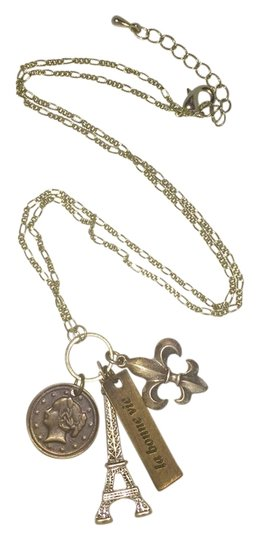 Preload https://item1.tradesy.com/images/paris-charmed-necklace-5147275-0-1.jpg?width=440&height=440
