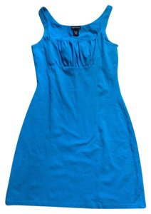 Moda International short dress blue on Tradesy