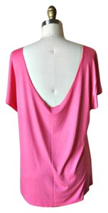 Other Low Back Bright T-shirt Made In Nyc T Shirt Pink
