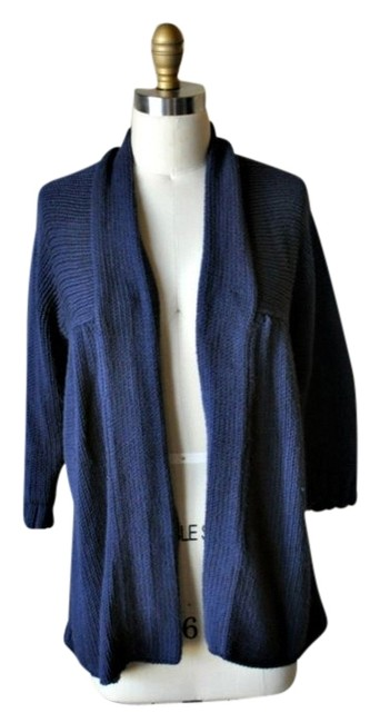 Vince Knit /4 Sleeves Cotton Acrylic Cardigan