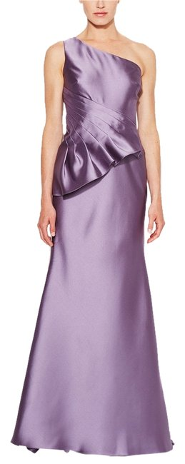Item - Lilac Mikado Gown Long Formal Dress Size 4 (S)