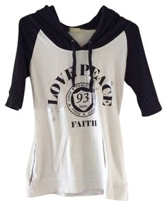 Zenna Outfitters T Shirt Black/white