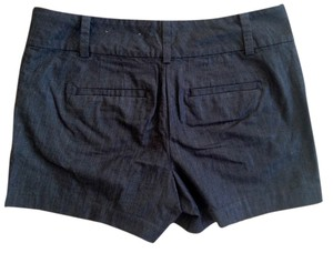 Ann Taylor Dress Shorts Blue