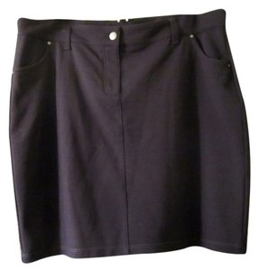 Eileen Fisher Skirt Black