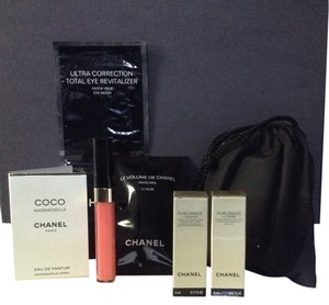 Chanel Chanel Beaute Travel Set