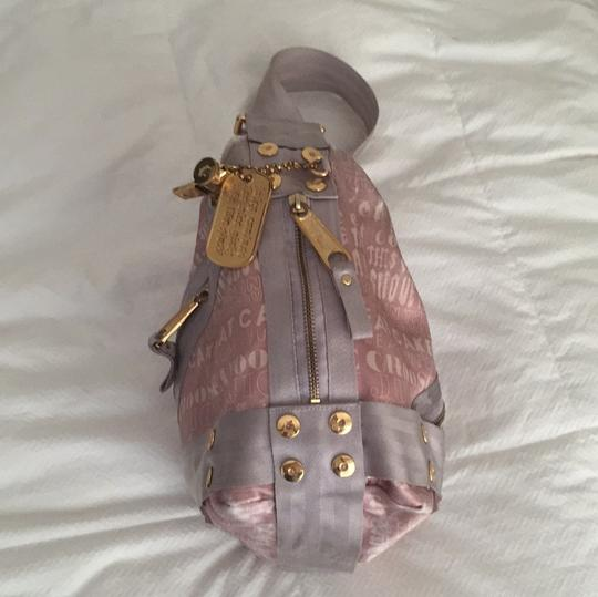 Juicy Couture Shoulder Sale Lilac And silver Messenger Bag