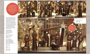 Blessings unlimited Nativity set