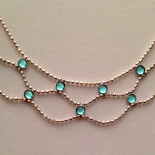 Other Sterling Silver .925 & Aqua Stone