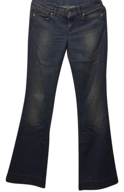 Preload https://item4.tradesy.com/images/united-colors-of-benetton-flare-leg-jeans-washlook-5150068-0-0.jpg?width=400&height=650