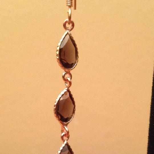 Other Sterling Silver .925 w/3 Stone Topaz
