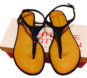 Chinese Laundry Navy blue Sandals