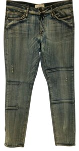 CJ by Cookie Johnson Pants Denim Acid Wash Boyfriend Cut Jeans-Acid