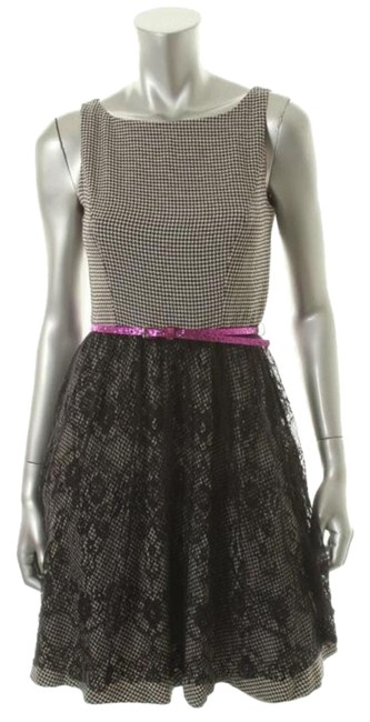 Preload https://item1.tradesy.com/images/jessica-simpson-houndstooth-and-lace-fit-and-flare-short-workoffice-dress-size-4-s-5150530-0-0.jpg?width=400&height=650