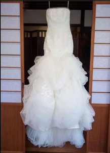Vera Wang Vera Wang White For David's Bridal Wedding Dress