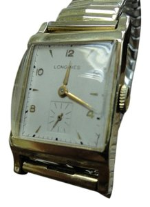 Longines Stylish 1950's Longines Men's Dress Watch Swiss Made Quality Accurate Beautiful Condition