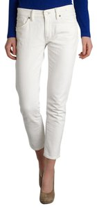 Denim & Supply Ralph Lauren Pants Crop Skinny Jeans-Light Wash