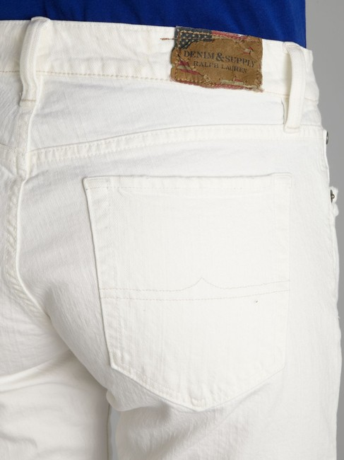 Denim & Supply Ralph Lauren Pants Crop Designer Fashion Style Summer Beach Casual Chic Elegant Skinny Jeans-Light Wash