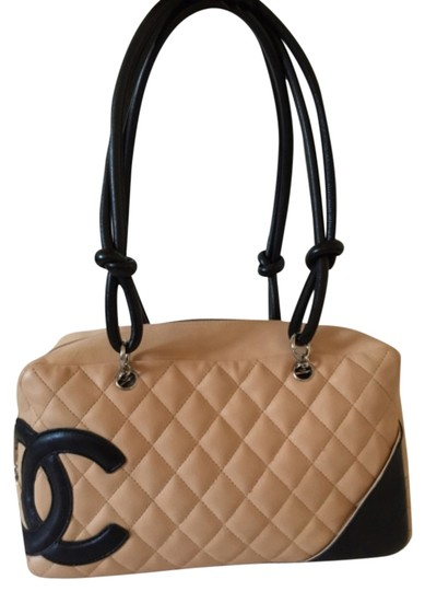 Preload https://item2.tradesy.com/images/chanel-cambon-what-a-deal-and-black-cc-tote-beige-leather-shoulder-bag-5151556-0-0.jpg?width=440&height=440