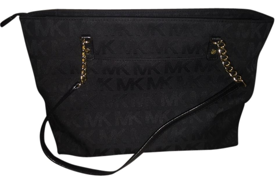 5fe04cd49f31 Michael Kors Purse Cheap Cloth Goldhardwear Gold Mk Nice New Unused  Shoulder Bag Image 0 ...