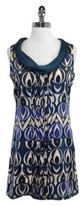 Ted Baker short dress Print Silk Sleeveless on Tradesy