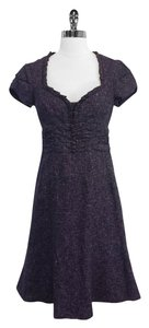 Nanette Lepore short dress Tweed Wool Blend on Tradesy