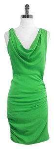 Alice + Olivia short dress Kelly Green Sleeveless on Tradesy