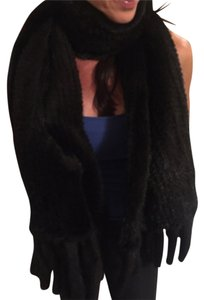 Mink Fur Scarf authenic Mink fur Cape