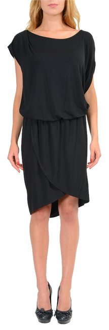 Maison Martin Margiela short dress Black on Tradesy