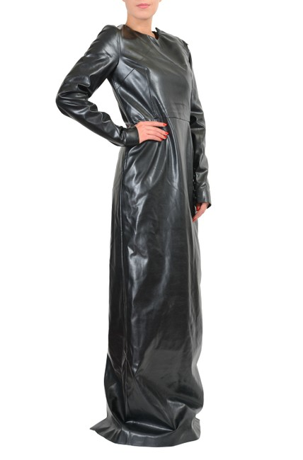 Black Maxi Dress by Maison Martin Margiela