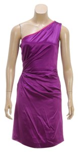 Philosophy By Alberta Ferreti short dress Purple on Tradesy