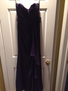 Pretty Maids Purple 22440 2 Dress